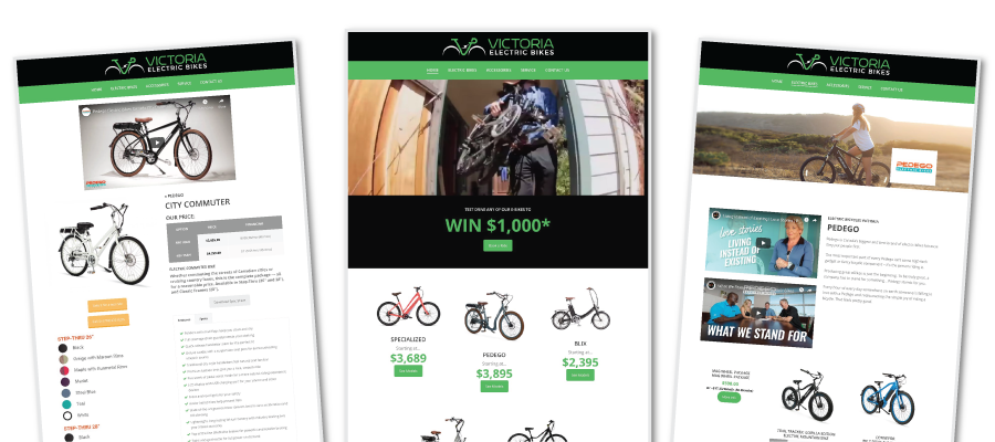 Victoria Electric Bicycles