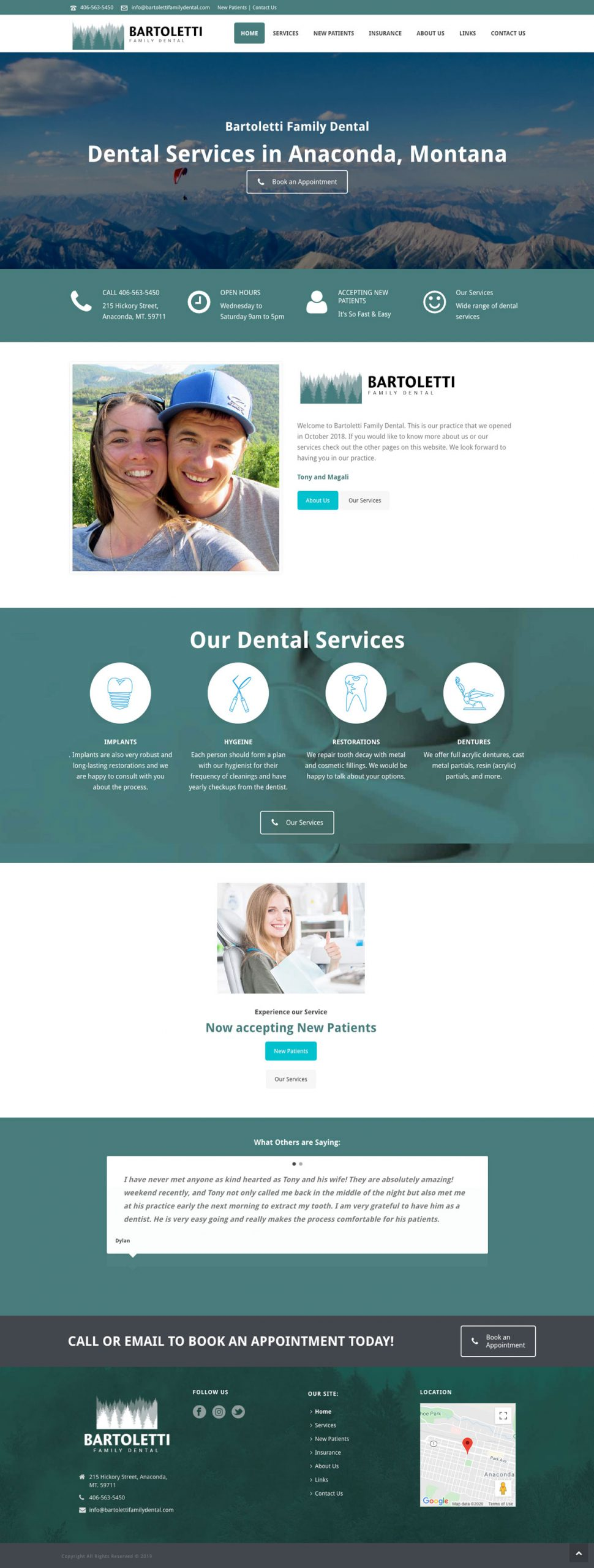 Bartoletti Family Dental