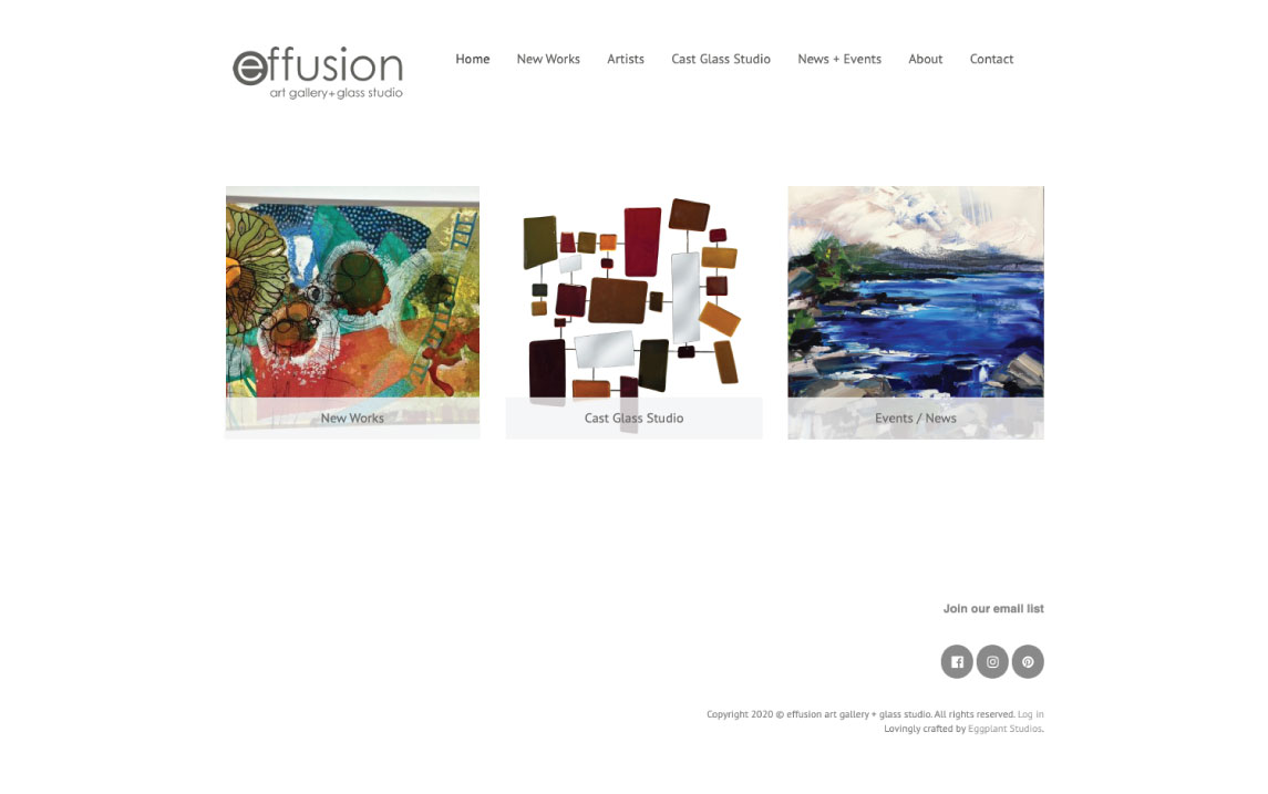 Effusion Art Gallery