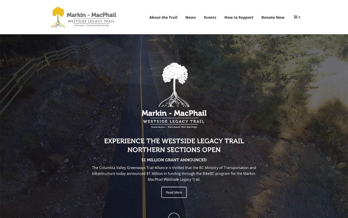 Markin MacPhail Westside Legacy Trail