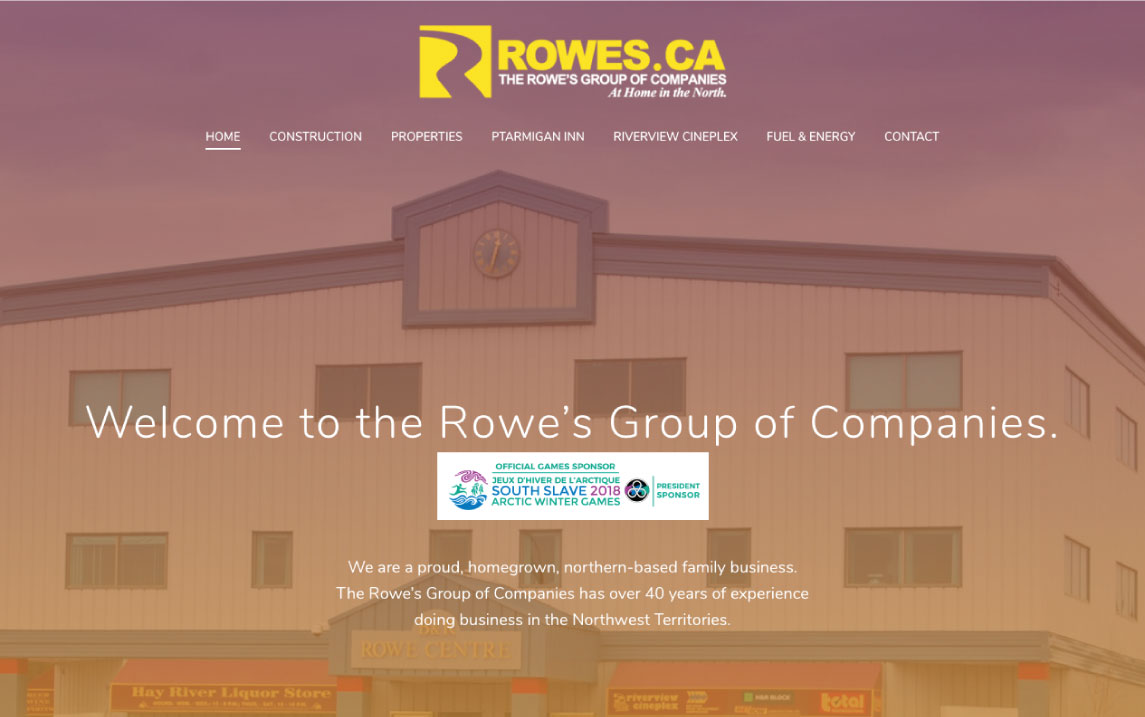 Rowes