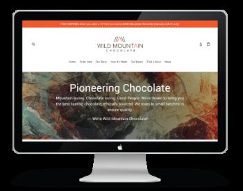 Wild Mountain Chocolate