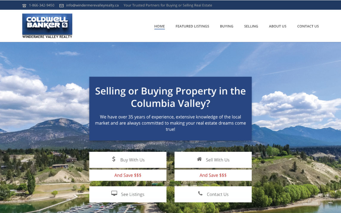 Windermere Valley Realty
